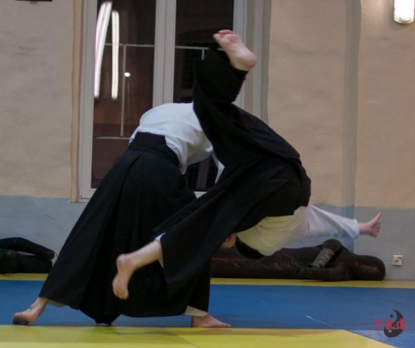Agatsu aikidotrenn 2013