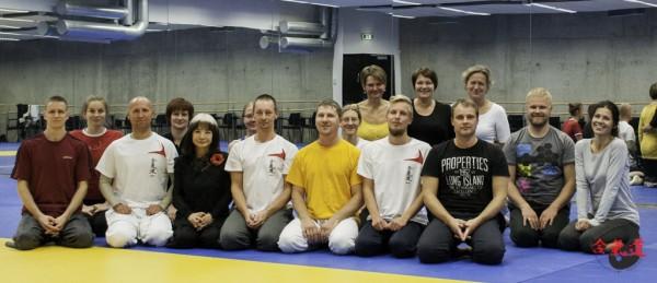2014 SHINDO® treening (september)