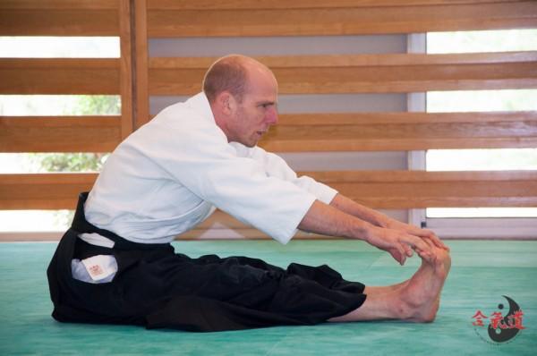 2014 Marcel Mutsaarts seminar Shumeikan Dojos