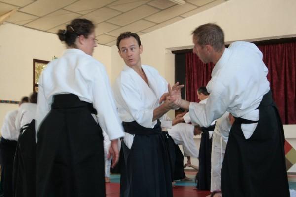 2016 Mickaël Martin-i seminar Le Rozier-is (august)
