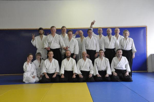2017 Ühistreening klubiga Musubi (aprill)